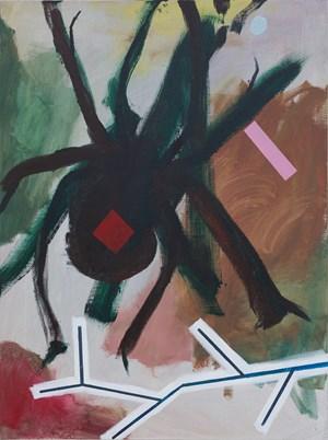 F. Klines Spider by Simon Blau contemporary artwork