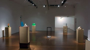Contemporary art exhibition, Hany Armanious, we go out inside at Roslyn Oxley9 Gallery, Sydney