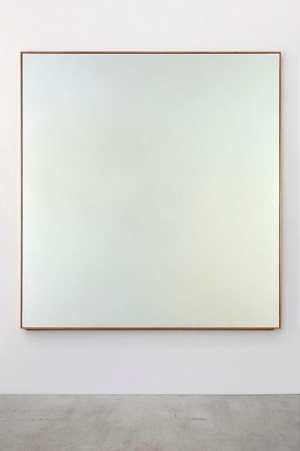 Melancholia (five greens) by Gemma Smith contemporary artwork