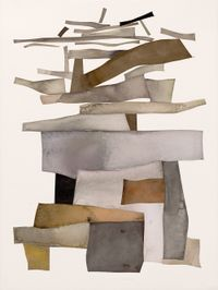 Tower of Babel by Irving Penn contemporary artwork works on paper