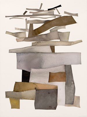 Tower of Babel by Irving Penn contemporary artwork