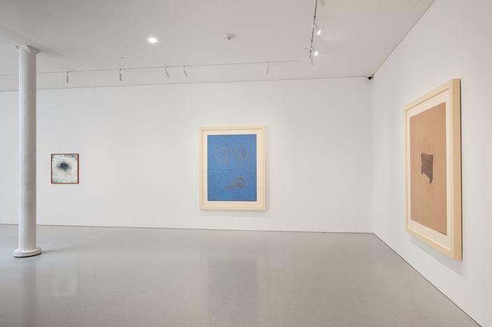Exhibition view: Robert Therrien, Gagosian, San Francisco (21 March–11 May 2019). © 2019 Robert Therrien / Artists Rights Society (ARS), New York. Courtesy Gagosian.Photo: Johnna Arnold.