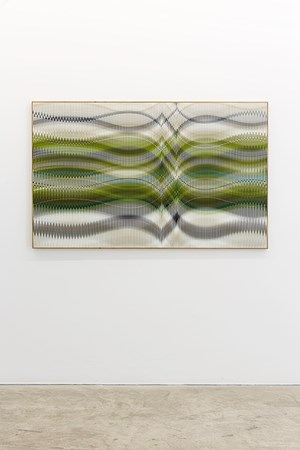 W-H/57 by Abraham Palatnik contemporary artwork