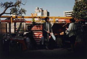 Mexico City by Philip-Lorca diCorcia contemporary artwork photography