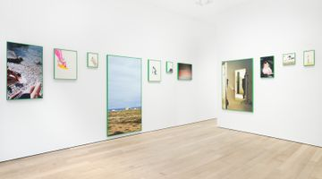 Contemporary art exhibition, Martine Syms, SOFT at Sadie Coles HQ, Bury Street, London