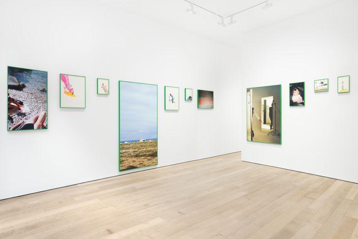 Exhibition view: Martine Syms, SOFT, Sadie Coles HQ, Bury Street, London (25 May–3 July 2021). Courtesy Sadie Coles HQ, London. Photo: Eva Herzog.