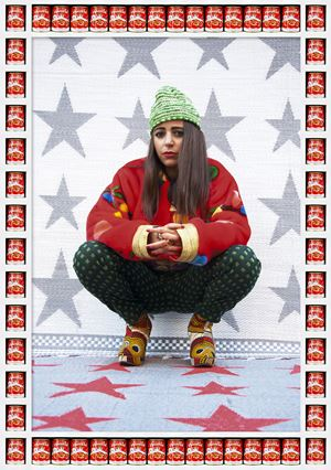 Yadi by Hassan Hajjaj contemporary artwork