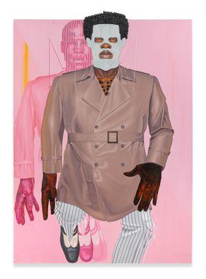 Bispatial Sibling by Jeff Sonhouse contemporary artwork