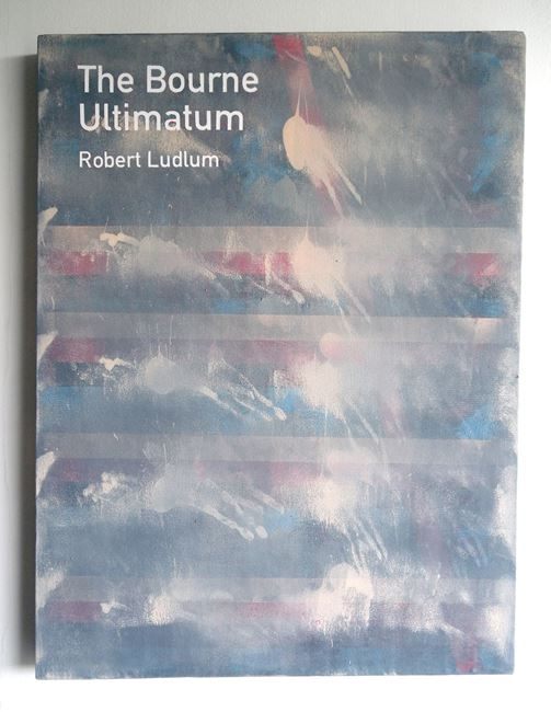 The Bourne Ultimatum / Robert Ludlum by Heman Chong contemporary artwork