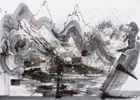 Untitled by Chen Yingjie contemporary artwork painting, works on paper