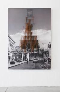 Sin título (El otoño del patriarca) / Untitled (The Autumn of the Patriarch by Carlos Garaicoa contemporary artwork photography, mixed media