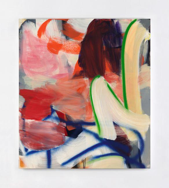 Loosening the Bind by Liliane Tomasko contemporary artwork
