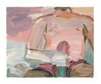 Tommy, Ireland, 16th July 2015 by Celia Hempton contemporary artwork painting