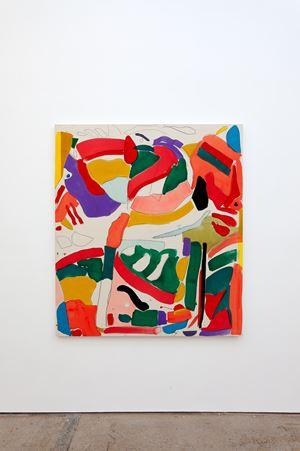 Pieta by Matt Connors contemporary artwork