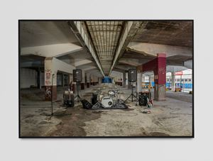 More Than a Pony Show: White Rabbit & Tramps, Plymouth by Matt Stokes contemporary artwork