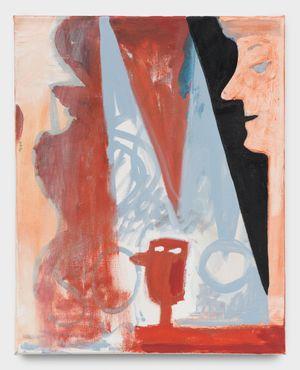 Ruzie by Walter Swennen contemporary artwork