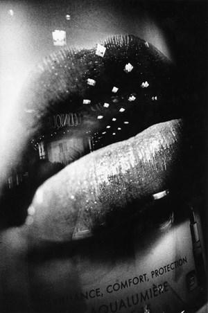 Lips no. 46 by Daido Moriyama contemporary artwork