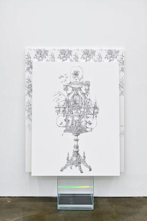 Vivarium by JooLee Kang contemporary artwork