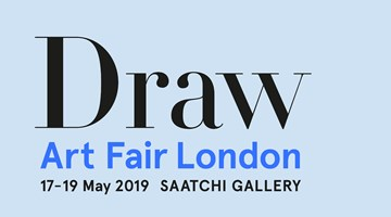 Contemporary art exhibition, Draw Art Fair London 2019 at Anne Mosseri-Marlio Galerie, Basel
