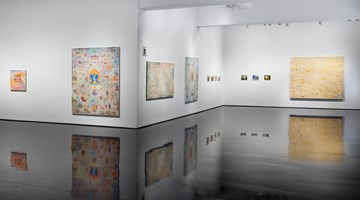 Contemporary art exhibition, Tim Johnson, Open Source at Tolarno Galleries, Melbourne