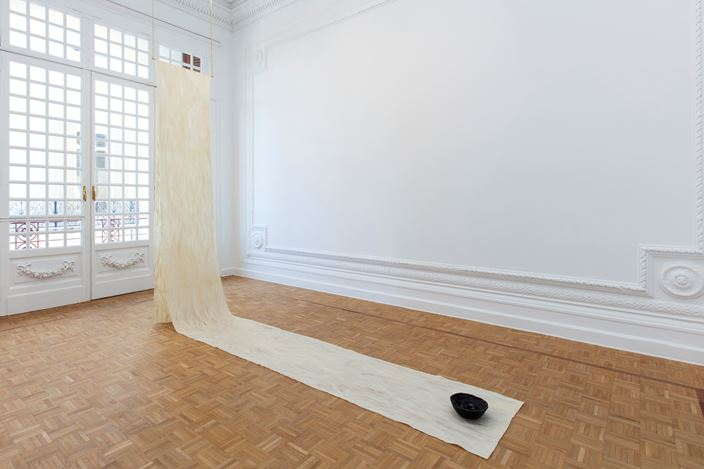 Exhibition view: Group Exhibition, Terra Trema, a collaboration with Mendes Wood DM, Thomas Dane Gallery, Naples (22 September–30 November 2019). © The artist. Courtesy the artist, Thomas Dane Gallery and Mendes Wood DM São Paulo, Brussels, New York. Photo: Amedeo Benestante.