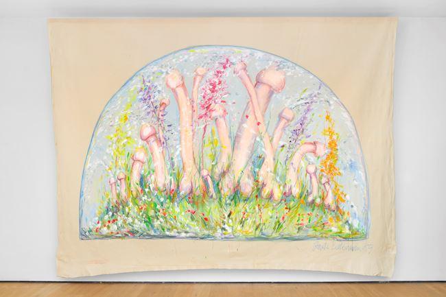 Frühlingserwachen [Spring Awakening] by Renate Bertlmann contemporary artwork