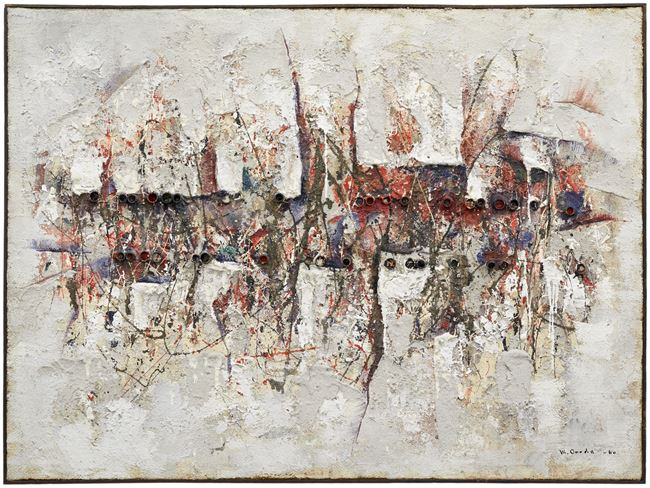 SAKUHIN II by Minoru Onoda contemporary artwork
