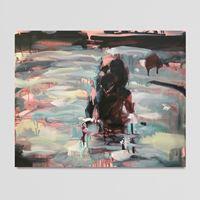 Phantom by Laura Lancaster contemporary artwork painting