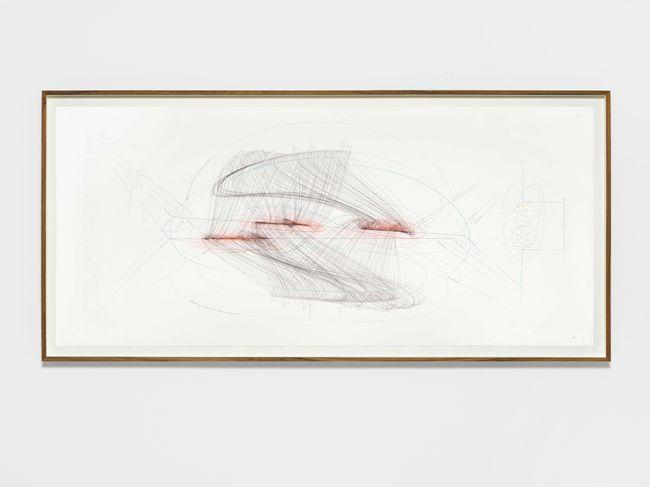 Opus 33, Nr. 6, Intensität I - III by Jorinde Voigt contemporary artwork