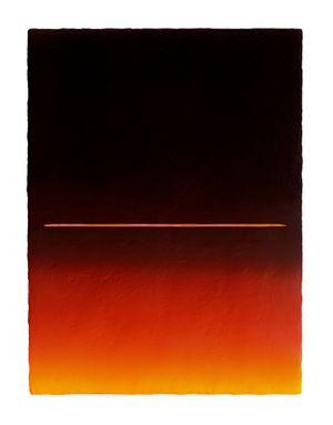 Horizon Line No. 15 by Henry Hudson contemporary artwork
