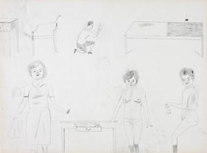 Sent by Hand by Jockum Nordström contemporary artwork