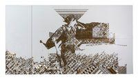 Wa Mashat by NAQSH Collective contemporary artwork sculpture