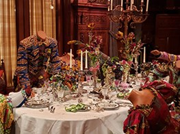 Yinka Shonibare Restages the Trauma of the Gilded Age