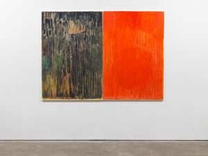 Late Play by Christopher Le Brun contemporary artwork