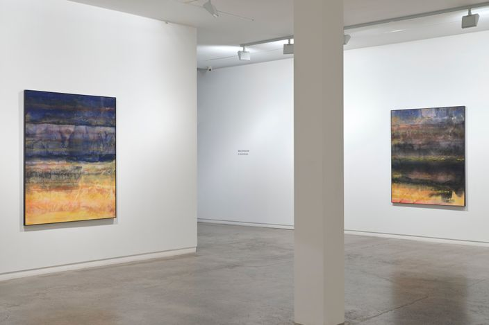 Exhibition view: Matt Arbuckle, In the Echoes, Two Rooms, Auckland (13 August–11 September 2021). Courtesy Two Rooms.