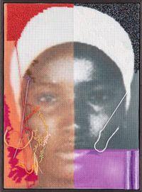 Boko Haram no. 5 by Farhad Ahrarnia contemporary artwork sculpture, print
