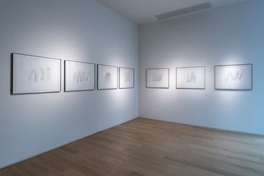 Exhibition view: Zhao Zhao, One Second–One Year,Tang Contemporary, Hong Kong (8 August–22 September 2018). Courtesy Tang Contemporary.