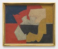 Composition no. VII by Serge Poliakoff contemporary artwork painting