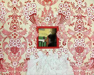Chile 1973 (Camila Iturra) by Desmond Lazaro contemporary artwork