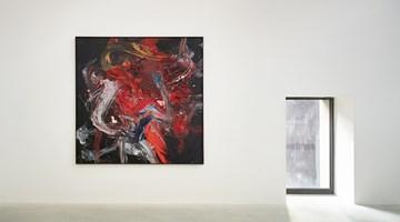 Contemporary art exhibition, Kazuo Shiraga, Solo Exhibition at Axel Vervoordt Gallery, Antwerp, Belgium