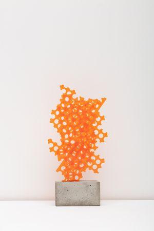 Neo-Neo Concreto 26 by David Batchelor contemporary artwork