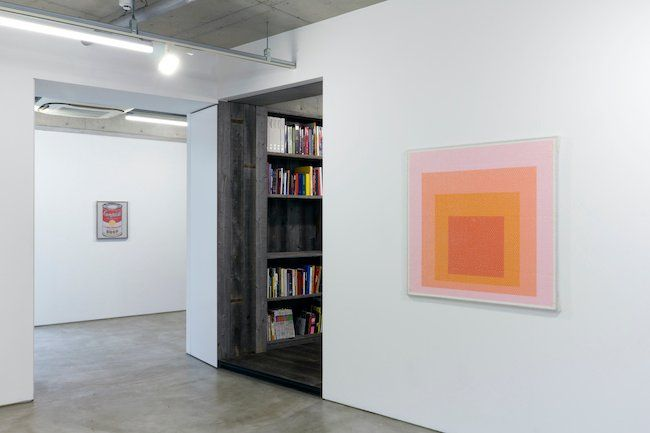 Installation view from Exactly Wrong by Tammi Campbell