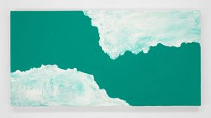 Montauk by Mary Heilmann contemporary artwork
