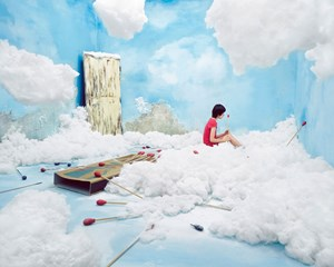 The Little Match Girl by JeeYoung Lee contemporary artwork