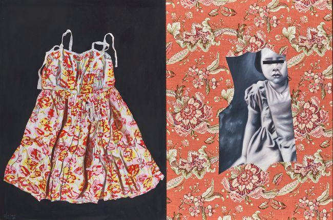Matching III by Marina Cruz contemporary artwork