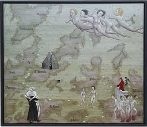 Pelorus by Roger Mortimer contemporary artwork