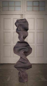 Stretch by Susanne Thiemann contemporary artwork sculpture