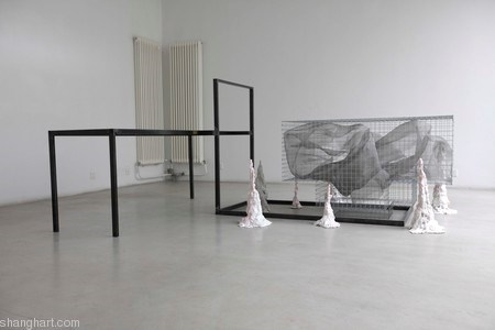 Theatre for Climate Control - C by Shi Qing contemporary artwork