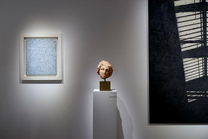 Ben Brown Fine Arts, TEFAF New York Fall (1–5 November 2019). Courtesy Ben Brown Fine Arts.
