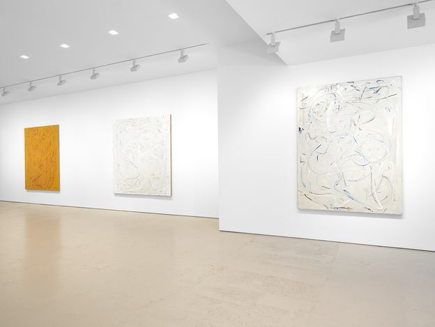 Exhibition view: Liat Yossifor,Communicating Vessels, Miles McEnery Gallery,West 21stStreet, New York (13 May–19 June 2021). Courtesy the artist andMiles McEnery Gallery, New York, NY.Photo: Christopher Burke Studio.